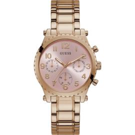 Guess Gwen horloge staal 38 mm