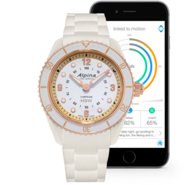 Alpina Comtesse Horological Smartwatch 37mm