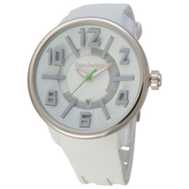 Tendence G-47 Horloge White XL