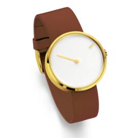 Jacob Jensen Curve 254 Horloge 38 mm
