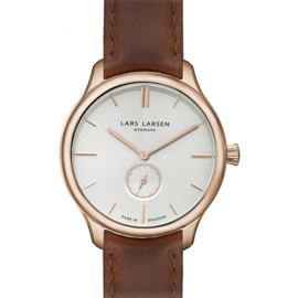 Lars Larsen Horloge Simon 42mm