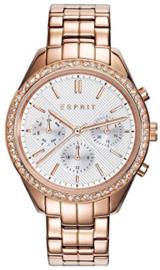 Esprit Rose Gold  horloge 34 mm