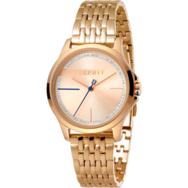 Esprit Joy Gold Tone Damenuhr 32 mm