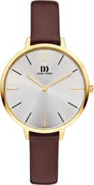 Danish Design Dameshorloge 36mm Goud