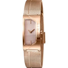Esprit Houston Blaze Gold horloge 18 mm