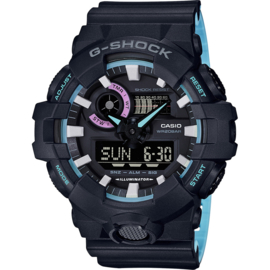 Casio G-Shock Horloge GA-700PC-1AER 53mm