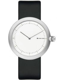 Danish Design Horloge 38 mm Staal