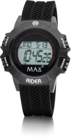 Max Watches  MAX Rider Horloge RVS 48mm