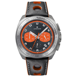 Junghans 1972 Chronoscope Horloge Quartz 10ATM 43mm