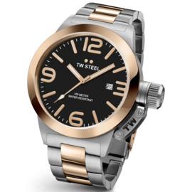 TW Steel CB131 Canteen Bracelet Horloge 45mm