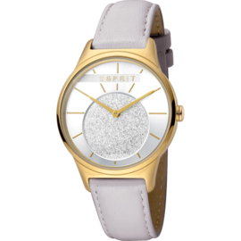 Esprit Grace Gold Tone Damenuhr 34 mm