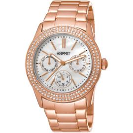 Esprit Peony Rose Gold  horloge 38 mm