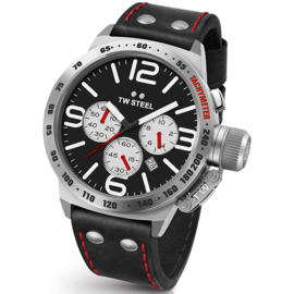 TW Steel CS8 Canteen XL Chronograph Uhr 50mm