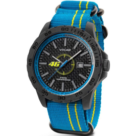 TW Steel Yamaha Factory Racing VR46 Valentino Rossi VR12 Uhr 45mm