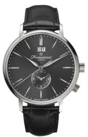 Fromanteel Horloge Generations TwinTime Dark Grey 42mm