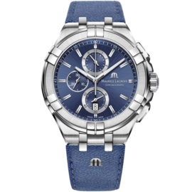 Maurice Lacroix Aikon Chronograph Denim 44mm