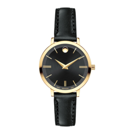 Movado Ultra Slim Dameshorloge Goud 28mm