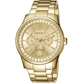 Esprit Starlite Gold horloge 40 mm