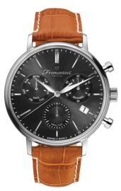 Fromanteel Horloge Generations Chrono Black 42mm