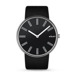 a.b.art DL402 Designeruhr 39mm