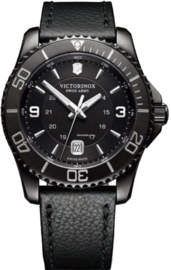 Victorinox Maverick Black Edition Uhr 43 mm