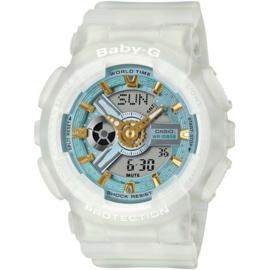Casio Baby-G Horloge Special Color BA-110SC-7AER 44mm