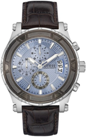 Guess Pinnacle Herenhorloge 46mm