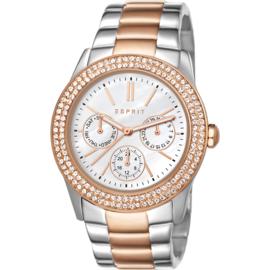 Esprit Peony Two Tone horloge 38 mm