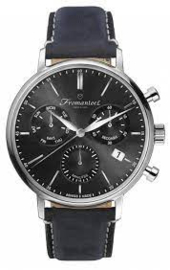 Fromanteel Horloge Generations Chrono Black 42mm