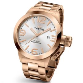 TW Steel CB161 Canteen Bracelet Horloge 45mm