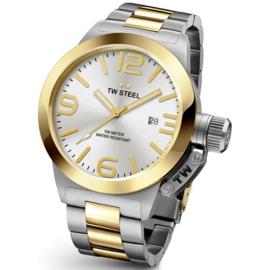 TW Steel CB31 Canteen Bracelet Horloge 45mm