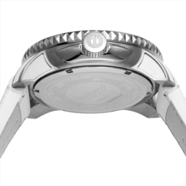 Tendence Swiss Made Uhr Steel White 10ATM XXL