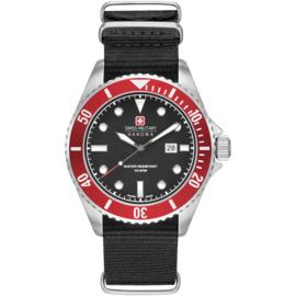 Swiss Military Hanowa Sea Lion Heren Horloge 44 mm