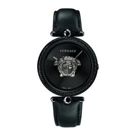 Versace Palazzo Empire Damenuhr Saphir 39mm