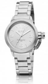 Max Watches Artisan Dames Horloge RVS 38mm