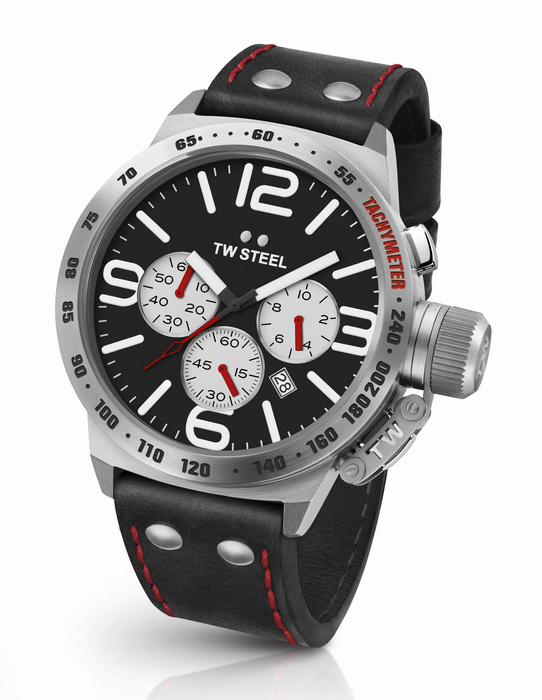TW Steel CS7 Canteen Chronograaf Horloge 45mm