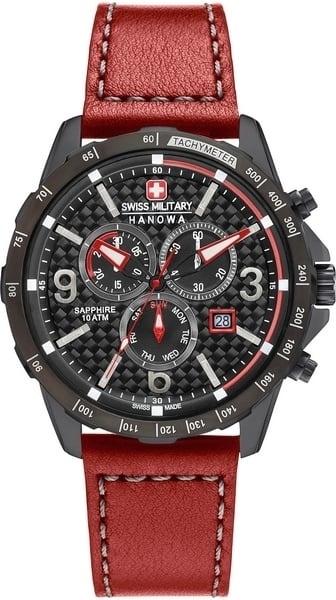 Swiss Military Hanowa Ace Heren Horloge 44 mm