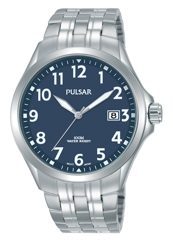 PULSAR PS9629X1  Herenhorloge 40mm