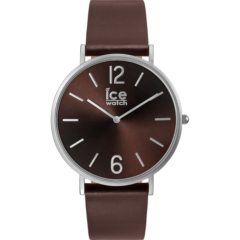 Ice Watch City Tanner Brown horloge 41mm