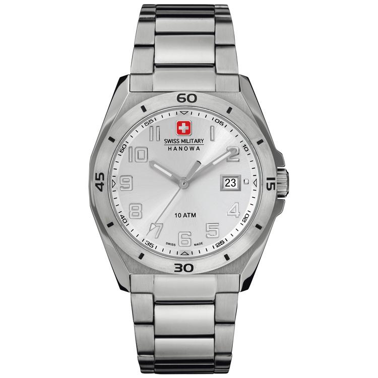 Swiss Military Hanowa Guardian Heren Horloge 41 mm