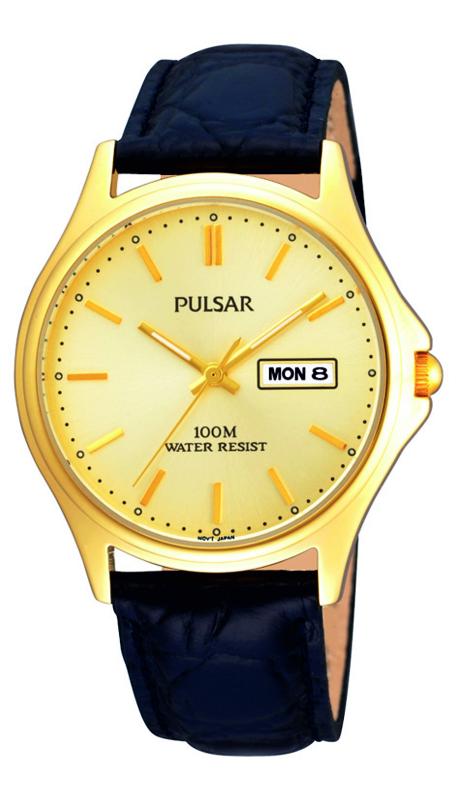 PULSAR PXF296X1 Horloge 35mm