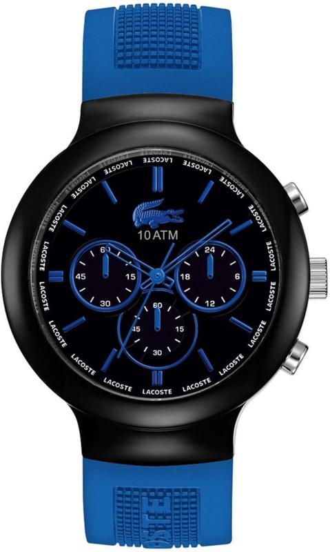 Lacoste Borneo Heren Horloge 43 mm
