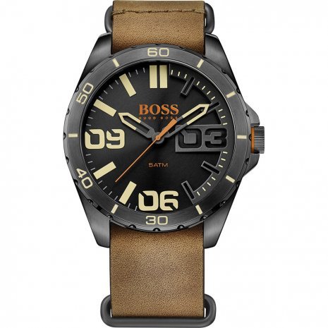 Hugo Boss Berlin horloge 48 mm