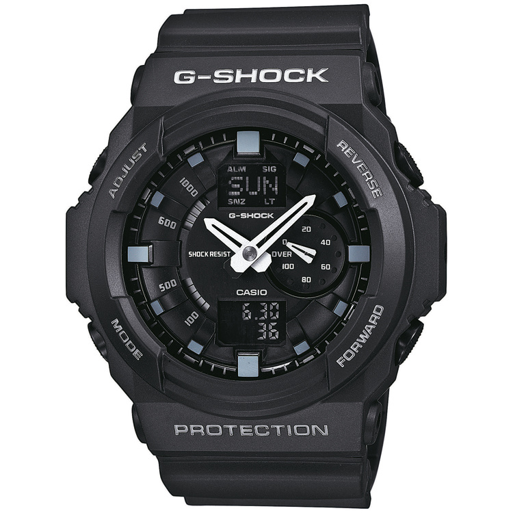 Casio G-Shock Horloge GA-150-1AER 52mm