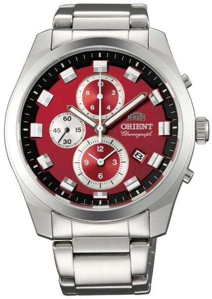 Orient Chronograaf Herenhorloge  46mm