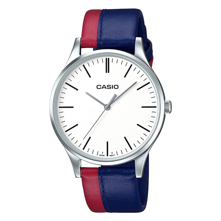 Casio Collection Herenhorloge Edelstaal 38mm