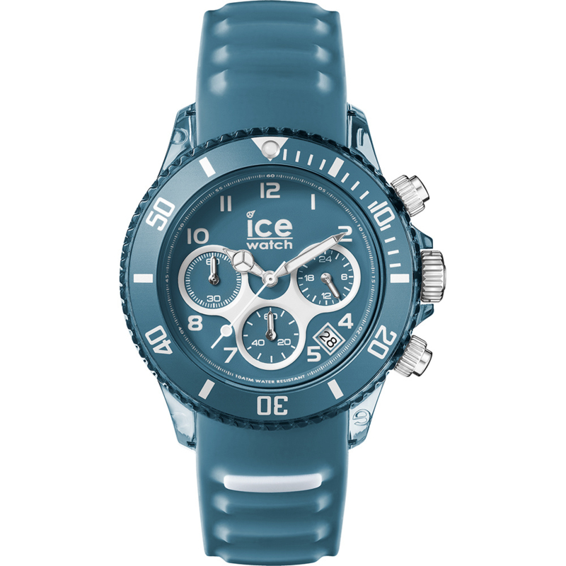 Ice Watch Aqua Bluestone Chrono 43 mm