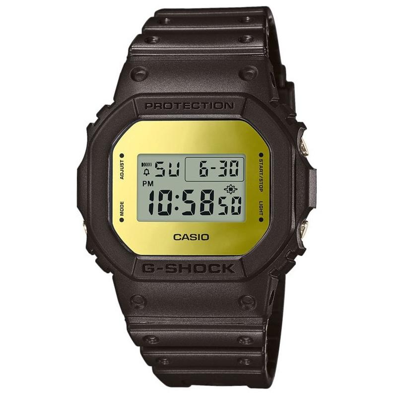 "Casio G-Shock Origin ""Mirror"" Horloge DW-5600BBMB-1ER 43mm"