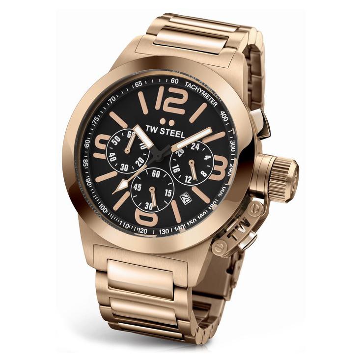 TW Steel TW307 Canteen Bracelet Horloge 40mm