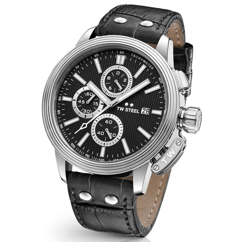 TW Steel CE7001 CEO Adesso Chronograaf Horloge 45mm